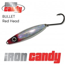Iron Candy Bullet - Red Head